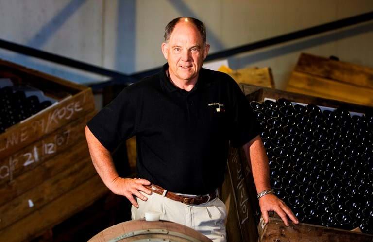 John Ellis - Managing Director Hanging Rock Winery